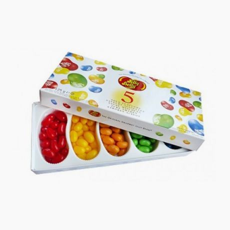 Jelly Belly Saveurs Acidulées Gift Box 5 parfums