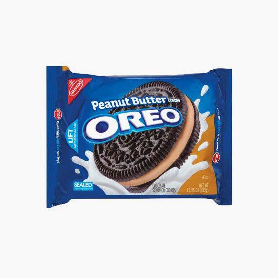 Oreo Peanut Butter Cream