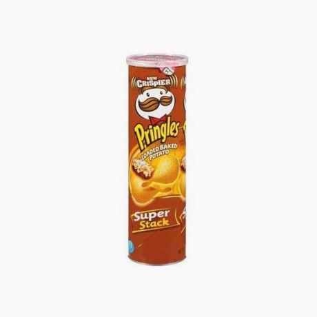 Pringles Loaded Baked Patato