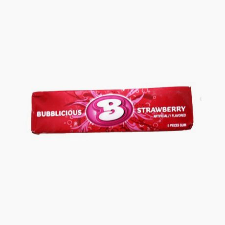 BUBBLICIOUS STRAWBERRY