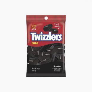 Twizzlers Nibs Reglisse