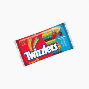 Twizzlers Rainbow Twists King Size
