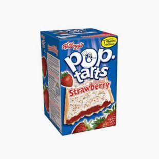 Pop Tarts Frosted Fraise