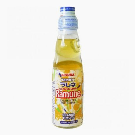 Limonade Ramune Orange