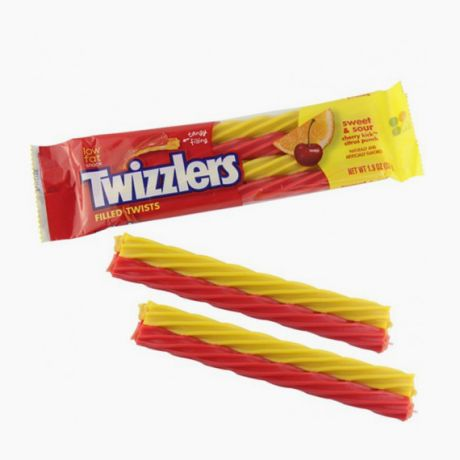 Twizzlers Sweet & Sour
