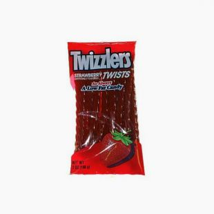 Twizzlers Twists Fraise 7oz