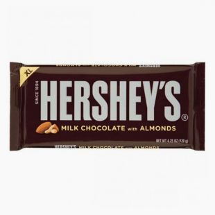 Hershey's Milk Chocolate & Almonds Giant