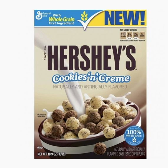Cereales Cookies & Cream