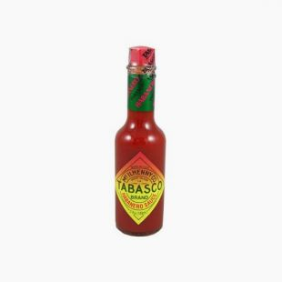 Tabasco Habanero Hot