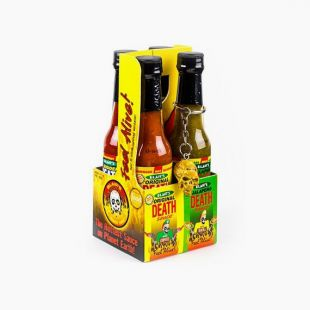 Pack Blair's Sauce
