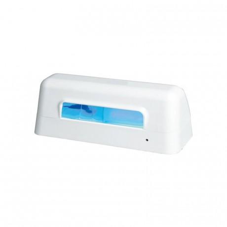 Lampe UV 1 néon pour pose de vernis Gelaze