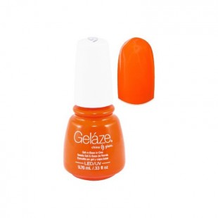 Orange Knockout Gelaze