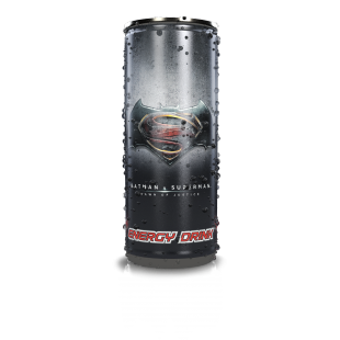 Energy Drink Batman VS Superman