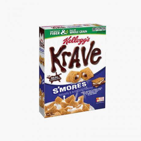 Kellogg's Krave S'mores