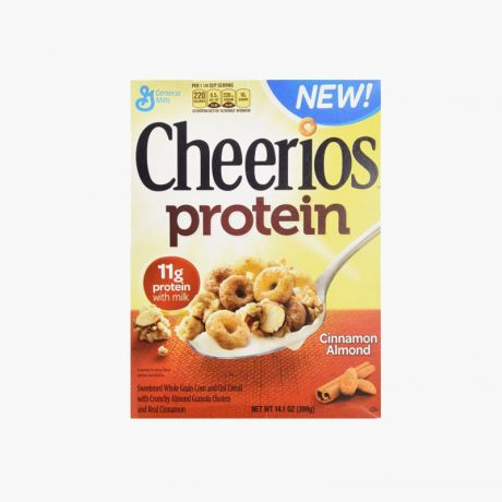 Cheerios Protein Cinnamon Almond