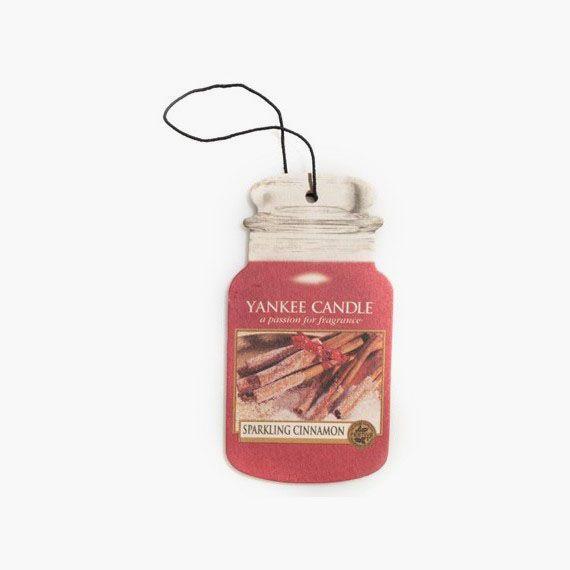 Sparkling Cinnamon Classic Car Jar