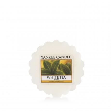 Yankee Candle White Tea Pure Essence Tartelette