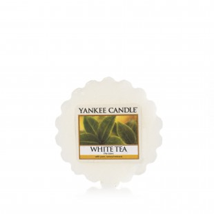 Yankee Candle White Tea Pure Essence Tartelette