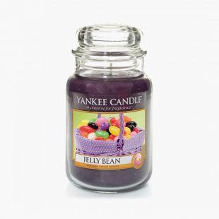 Jelly Bean Grande Bougie Jarre