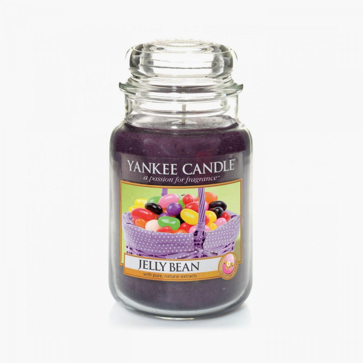 yankee candle jelly bean bougie jarre. Black Bedroom Furniture Sets. Home Design Ideas