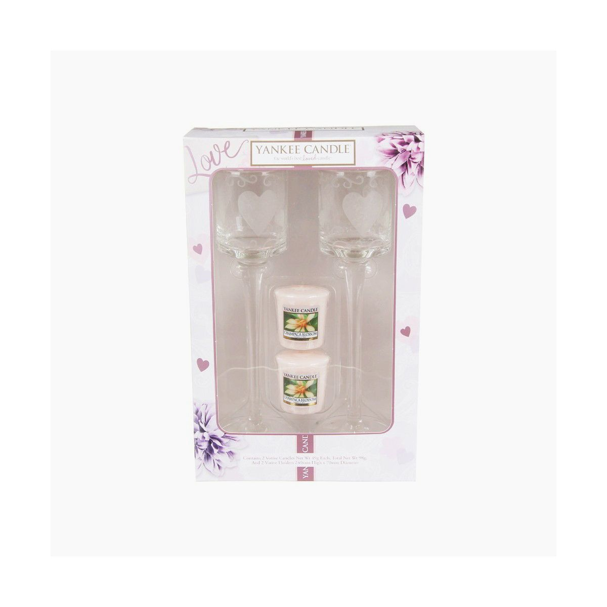 Yankee Candle Coffret Cadeau Mariage