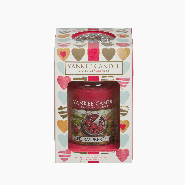 Bien-aimé Coffret Grande Jarre Saint Valentin Yankee Candle VM13