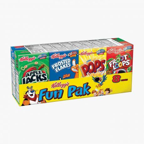 Kellogg's Fun Pack