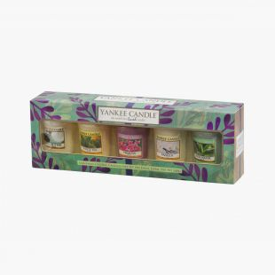 Coffret Pure Essence 5 votives