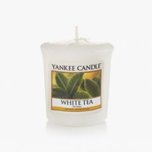 White Tea Votive