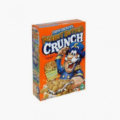 Cap'n Crunch Peanut Butter