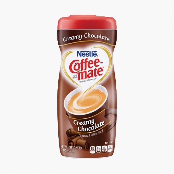 Coffee Mate Sugar Free Creamy Chocolate 15 OZ
