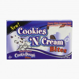 Cookies N Cream Cookie Dough Bites Valeurs nutritionnelles