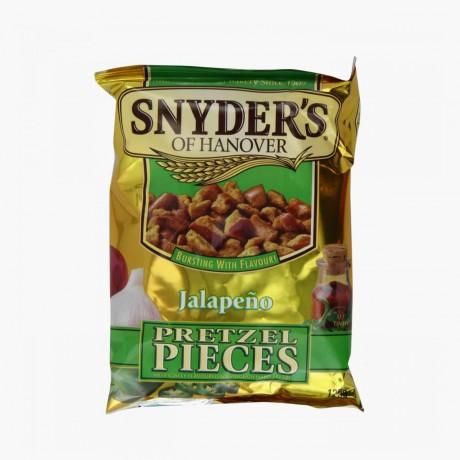Jalapeno Pretzel Pieces Snyder's