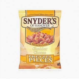Cheddar Pretzel Pieces Snyder's