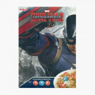 Kellogg's Marvel Captain America Civil War