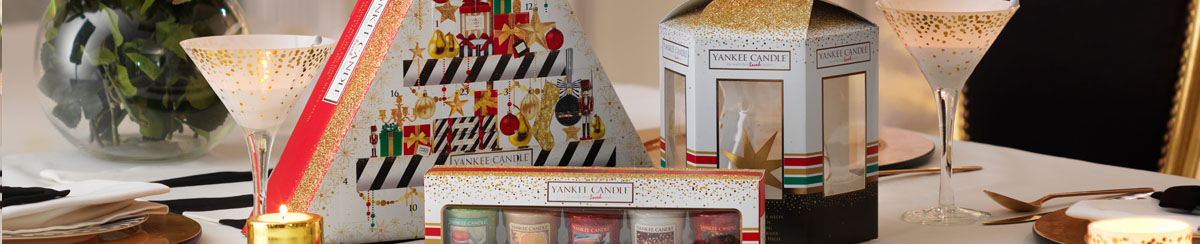 collection noel bougies yankee candle co