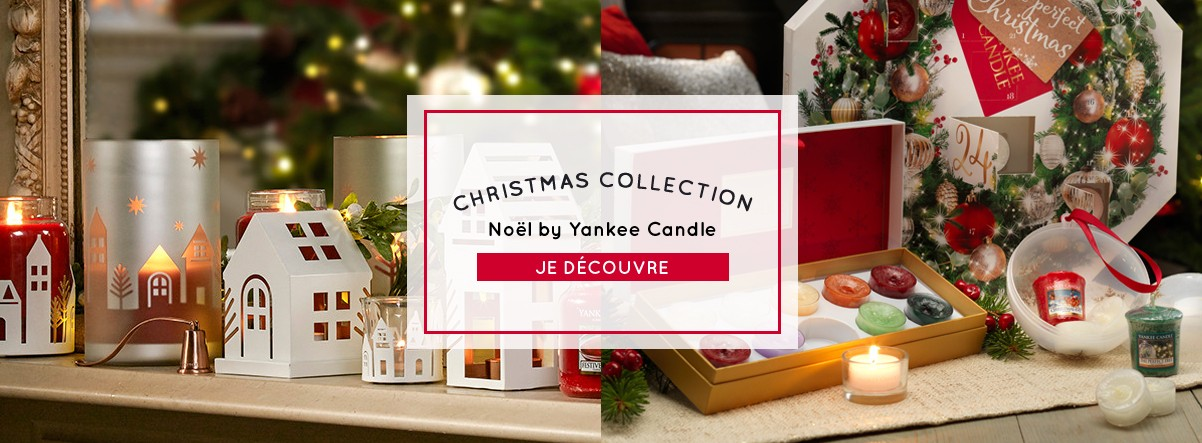 collection noel bougie yankee candle calendrier de lavent
