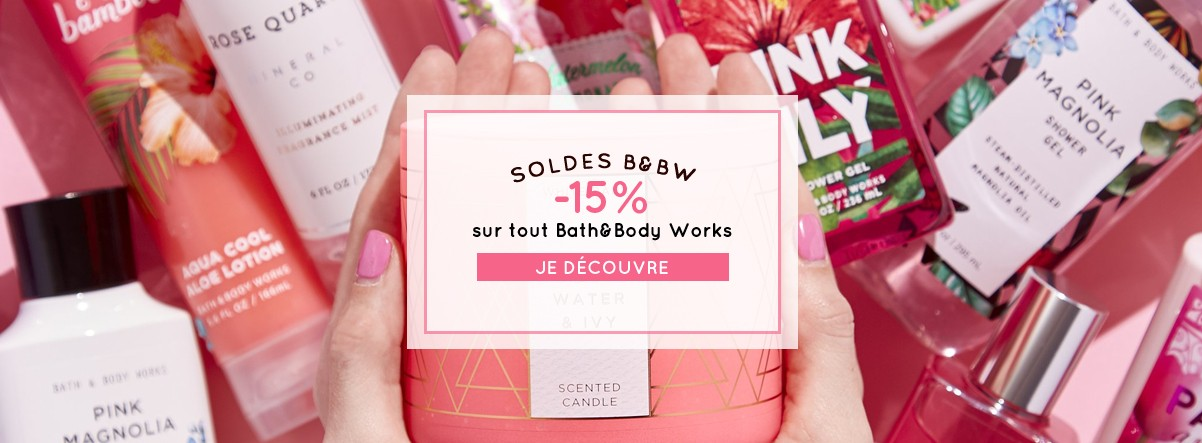 bath and body works france boutique paris soldes promotions