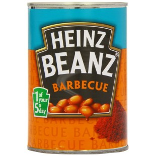 Heinz Beanz Barbecue