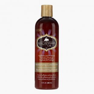 HASK Macadamia Oil Après Shampoing Hydratant