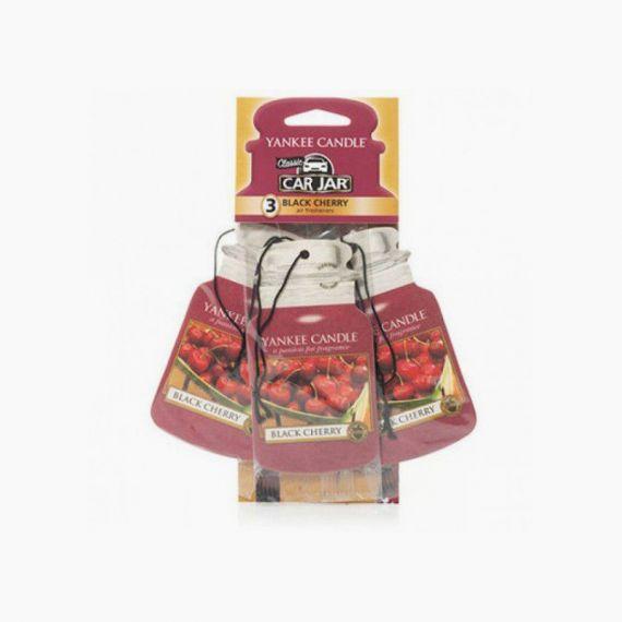 Black Cherry Car Jar Classic x3