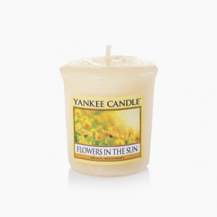 Yankee Candle Flowers In the Sun Votive