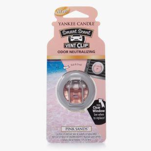 Pink Sands Smart Scent Vent Clip