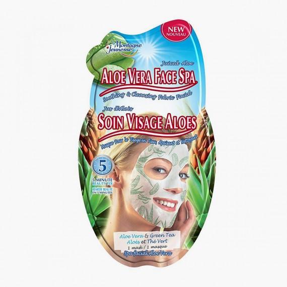 Masque Tissu Aloe Vera