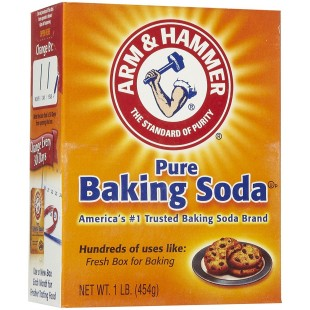 Baling Soda Arm & Hammer
