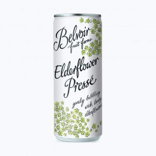 Limonade Belvoir Elderflower