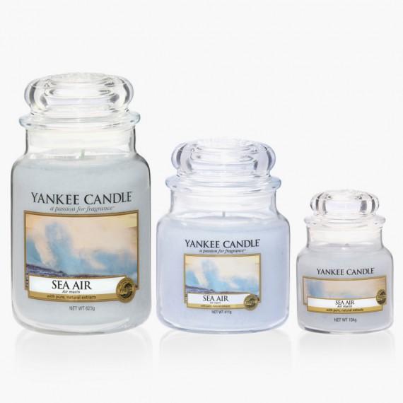 Sea Air Bougies Jarres Yankee Candle Coastal Living