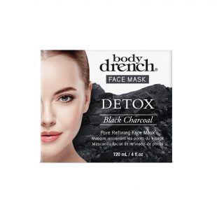 Black Charcoal Detox Face Mask