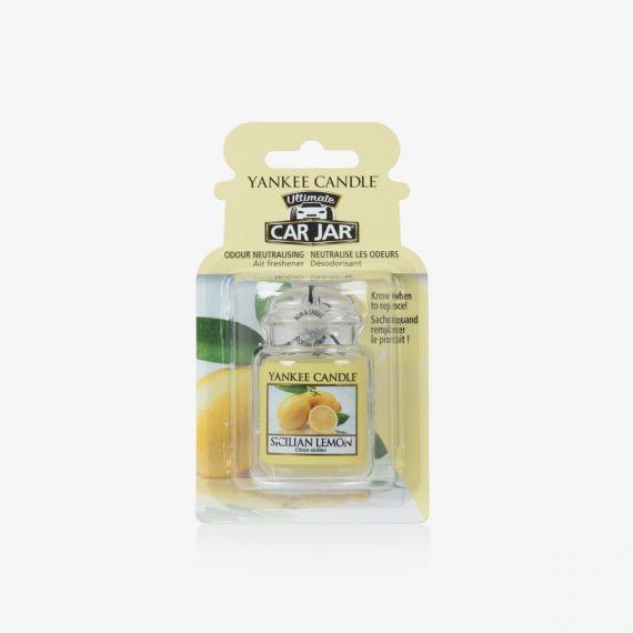 Sicilian Lemon Ultimate Car Jar