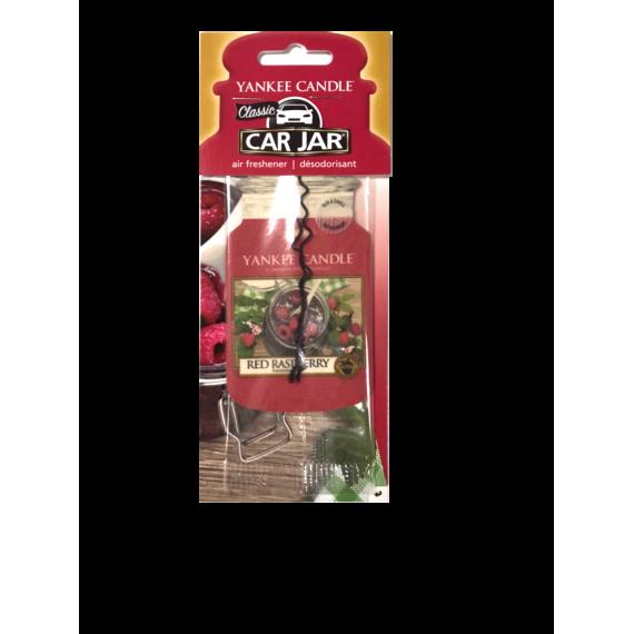 Red Raspberry Classic Car Jar